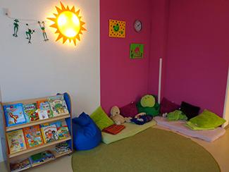 brief waldausflug kindergarten